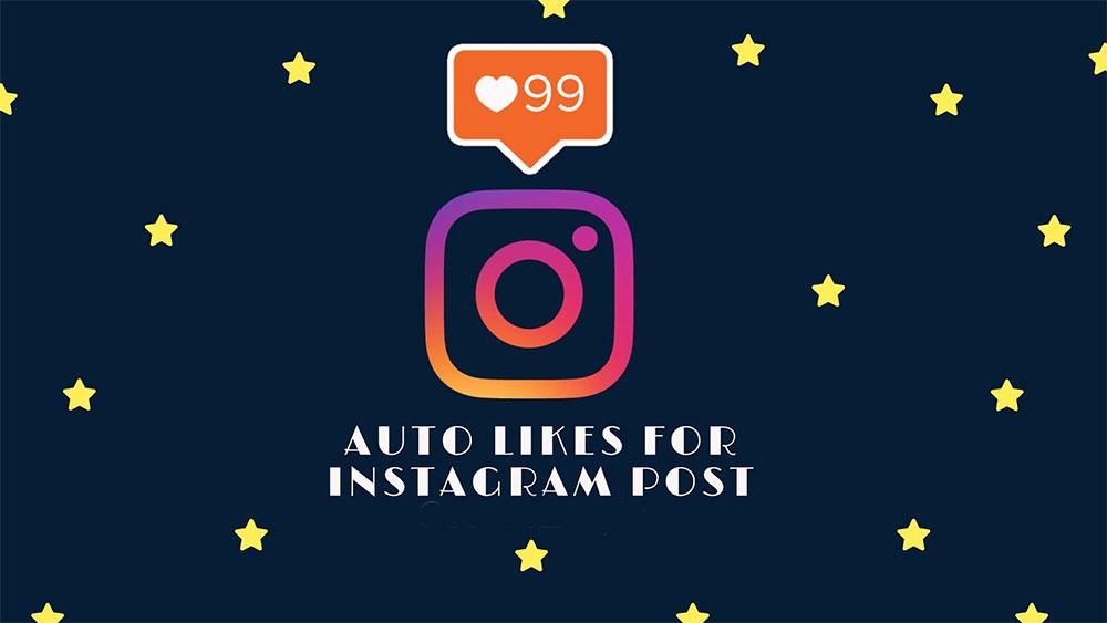 instagram自动赞