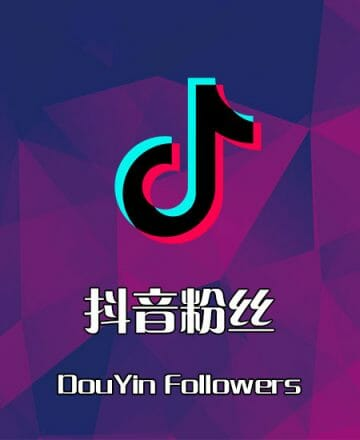 douyin followers