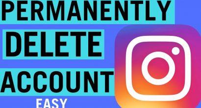 如何永久删除instagram账号