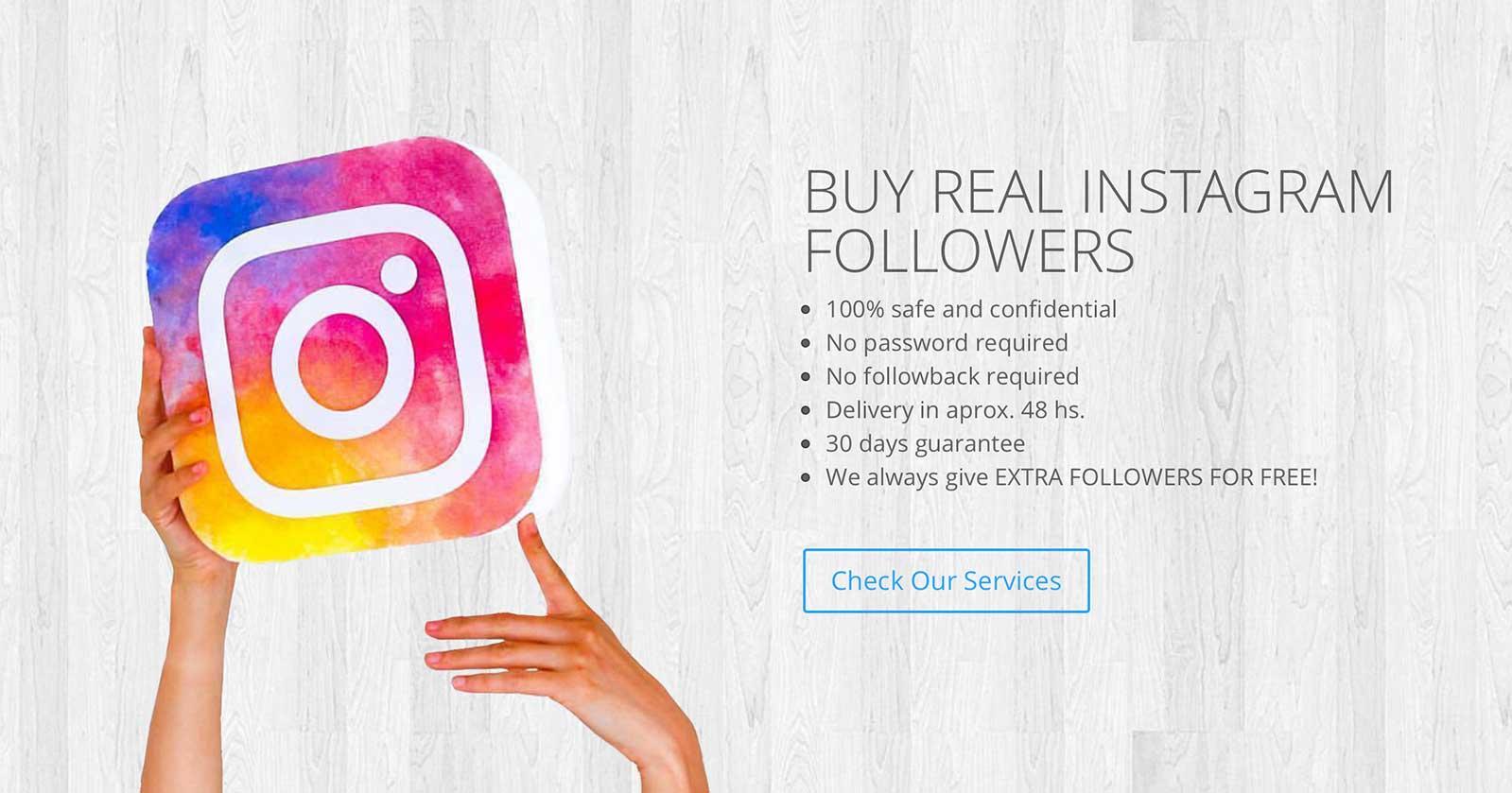 instagram刷粉丝